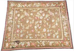 An Aubusson rug France, late 19th century,