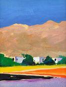 Donald Hamilton Fraser R.A. (1929-2009), Study near Jerusalem No.