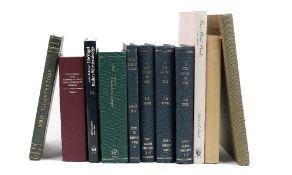 BIBLIOGRAPHY, ornithology - Reuben Myron STRONG (1872-1964). A Bibliography of Birds.