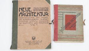 DELACROIX. Henry (1907-74), and others. Intérieurs modernes. Paris: Editions S. de Bonadona.
