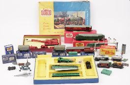 A Hornby 00 gauge set 2007, 0-6-0 tank passenger train,