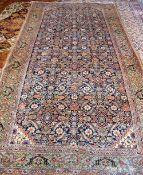 A Fereghan Kelleh carpet,