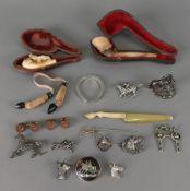 A silver horse shoe, Francis Higgins, Sh