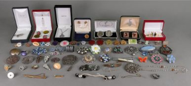 A silver Women's Institute Tree of Life