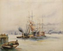 J Geldard Halton, (19th Century), Shippi