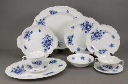 A Royal Albert Connoisseur pattern part