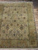 A modern Iranian carpet, with an all-ove