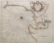 John Harris, This chart of Kingsale Harb