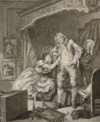 William Hogarth, Omne Animal Post Coitum