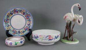 A Cartier Stabler Adams Poole Pottery ci