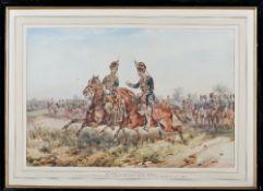Orlando Norie (Belgian, 1832-1901),