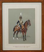 C. Clark (19th century), The 10th Prince of Wales's Own Royal Hussars