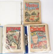 A collection of thirty eight British D.C. Thomson & Co.
