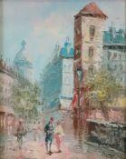 Caroline Burnett (20th Century), Parisia