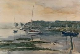 Peter Coat (20th Century), Dawn on the R