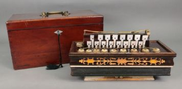 W. Winrow & Son, Accordion Makers, Hollo