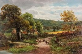 Robert John Hammond (British, fl.