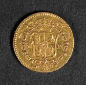 A Spanish coin, Charles III.