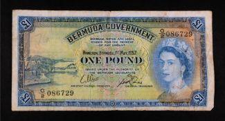 Bermuda, Bermuda Government, Five Shilli