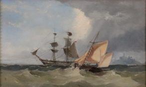 Walter William May (British, 1831-1896),