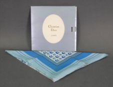 Christian Dior scarf, 68 x 68cm and a Fi
