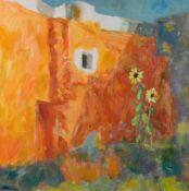 Judy Strafford (1932-2018), The Orange W
