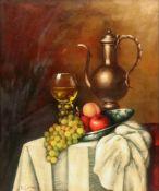 Peter Kloton (1927-1985), Still life of