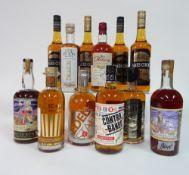 Box 61 - Rum James Cook Ubersee 40% Rum James Cook Ubersee 40% Rum James Cook Ubersee 54% Rum