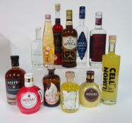 Box 51 - Mixed Spirits Wild Africa Cream Liqueur Antica Sambuca Beaufort Vodka Bingquing Wine