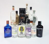 Box 78 - Gin City of London Old Tom Gin Genever Yong and Pure filliers Gin Pukka Gin Greater