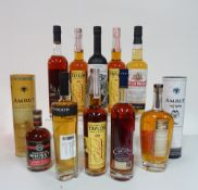Box 72 - Whisky Amrut Indian Malt Whisky Amrut Indian Malt Whisky George T.