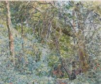 Arthur Henry Smith (British, 20th Century), Into the Wood,