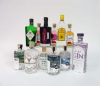 Box 25 - Gin Kanoshizuku Craft Gin Royalmount Gin Graham Norton's Own Irish Gin Urban Garden