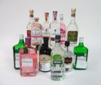 Box 37 - Gin Greyson's Gin Greyson's Gin Greyson's Pink Gin Greenalls Wild Berry Gin Limehouse Pink