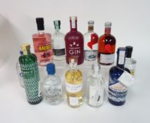 Box 44 - Gin Rattler Cornish Gin Warner's Harrington Gin Snow Gin Salcombe Gin Hatter's Gin