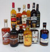 Box 66 - Rum Rum-Bar Gold Jamaican Rum Worthy Park 12 yr Rum SangSom Special Rum Caribu Gold