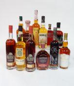 Box 84 - Whisky Stagg Kentucky Bourbon Whisky Mister Sam tribute Whisky Paddy's Old Irish Whisky