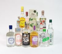 Box 677 - Gin Edinburgh 1670 Limited Ed Gin Haysmith's Mango & Passion fruit Gin ABVA Blink