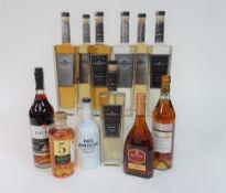 Box 2 - Mixed Spirits Cierto Tequila Extra Anejo Cierto Tequila Extra Anejo Cierto Tequila