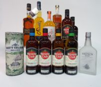 Box 76 - Rum St James Rhum Savanna 5yr Rum Senor Rum Phraya Gold Rum Havana Club Edicion A