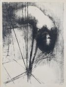 Reginald Butler (British, 1913-1981), Figure in Space, signed, dated and numbered in pencil,