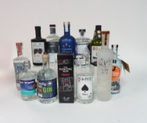 Box 48 - Gin Three Wren's Gin Stockport Gin Neighbours 21 Gin Boar Black Forest Gin Rhochzwei