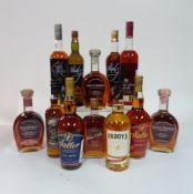 Box 69 - Whisky William Larue Weller Kentucky Bourbon Whisky Eagle Rare Kentucky Bourbon Whisky