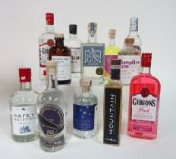 Box 39 - Gin York Old Tom Gin Campfire Old Tom Gin Four Pillars Old Tom Gin Hafen Meister
