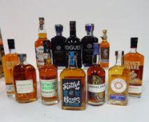 Box 71 - Whisky Golden Blue The Diamond Whisky Golden Blue The Sappirus Whisky Devil's Share