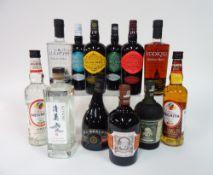 Box 24 - Rum Diplomatico Reserva Exclusiva Rum Yellow Snake Rum Turquoise Bay Rum Siddiqui White