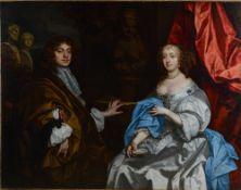 Studio of Sir Peter Lely (Soest 1618-1680 London), Portrait of Sir John Rivers 3rd Baronet,