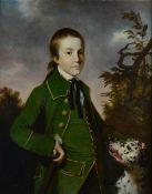 Tilly Kettle (London 1735-1786 Aleppo), Portrait of Edward Jeremiah Curteis, aged twelve,