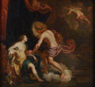 Attributed to Abraham Danielsz Hondius (Rotterdam circa 1631-1691 London), Apollo and Leucothoe,