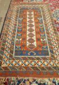 A Turkish rug,